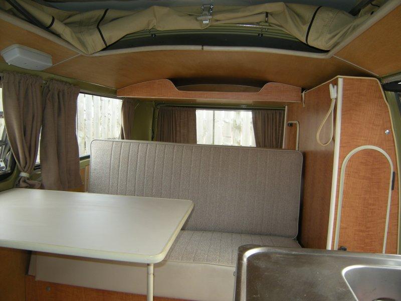 Vw T2 Interior Vw Camper Interiors