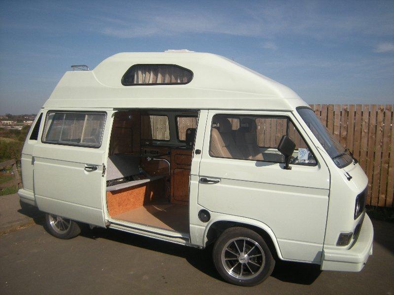 Vw Camper Interiors Camper Van Conversions Split
