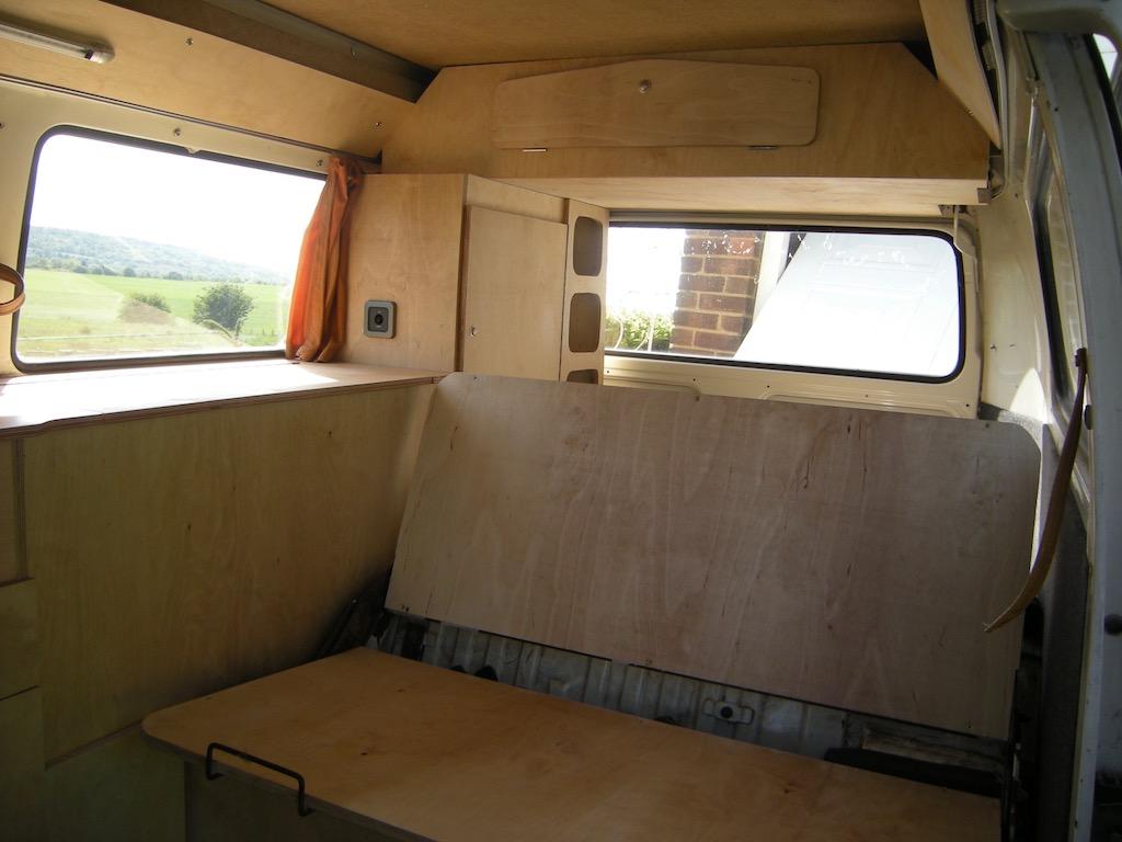 Devon Moonraker Interior Vw Camper Interiors