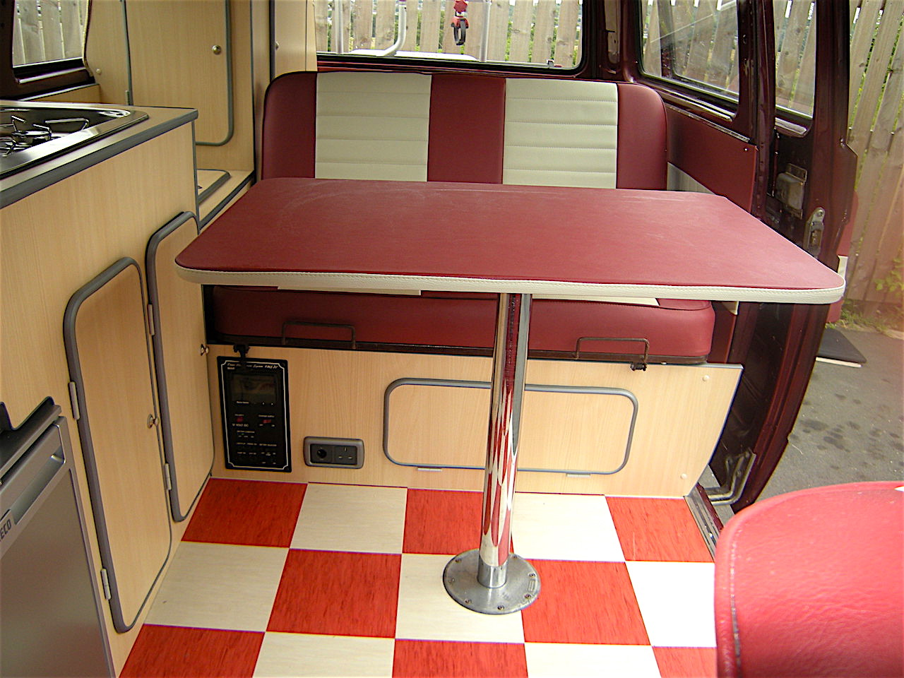 Vw Camper Interiors Camper Conversion Split Screen