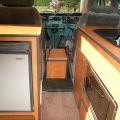 hand built interiors for  T2 camper