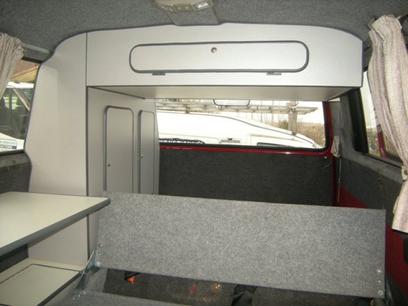 VW Camper Conversion