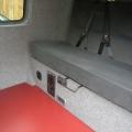 VW T5  camper interiors