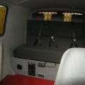 VW T5 interiors