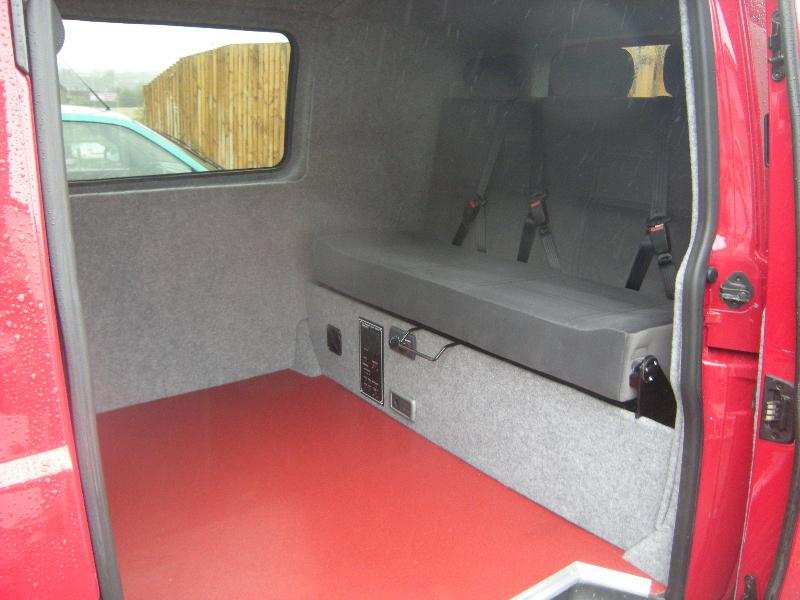 T5 camper van conversions