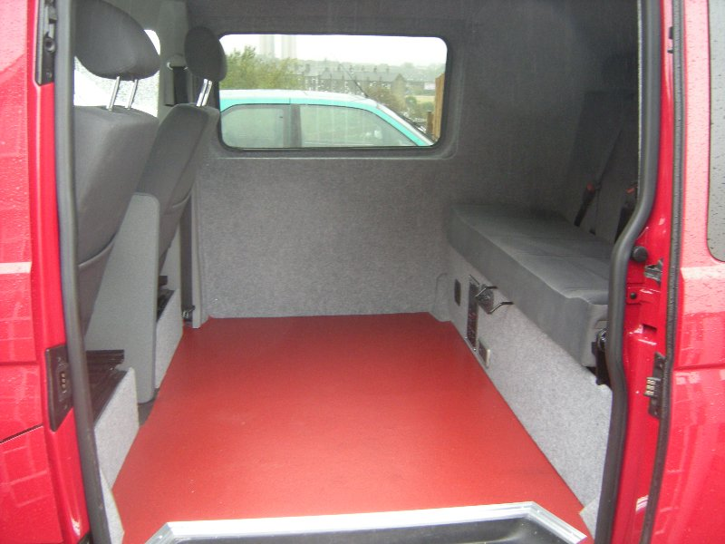 VW T5 conversions