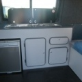 T4 vw camper van conversion