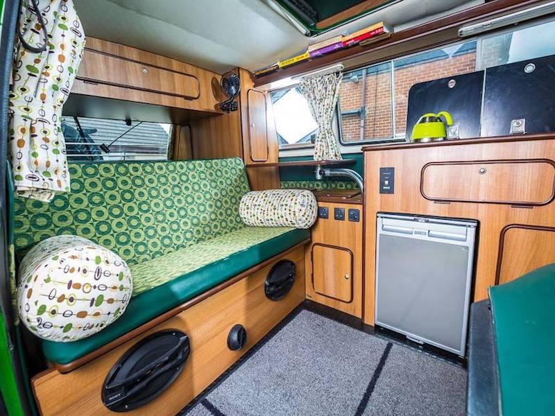 VW-T25-Syncro-Interior