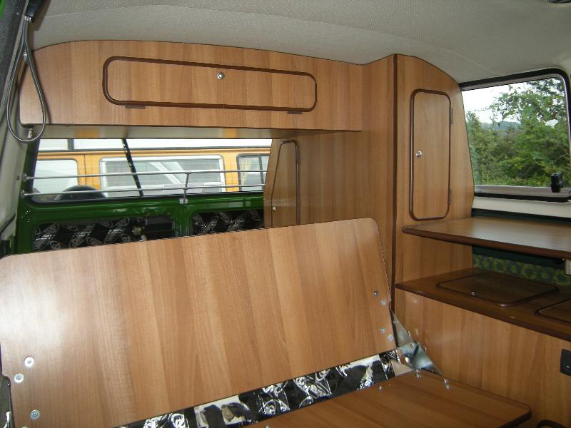 vw t25 interior