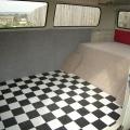 VW t2 devon interiors
