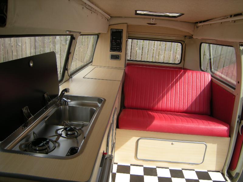 classic t2 interior
