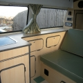 T2 VW camper conversion