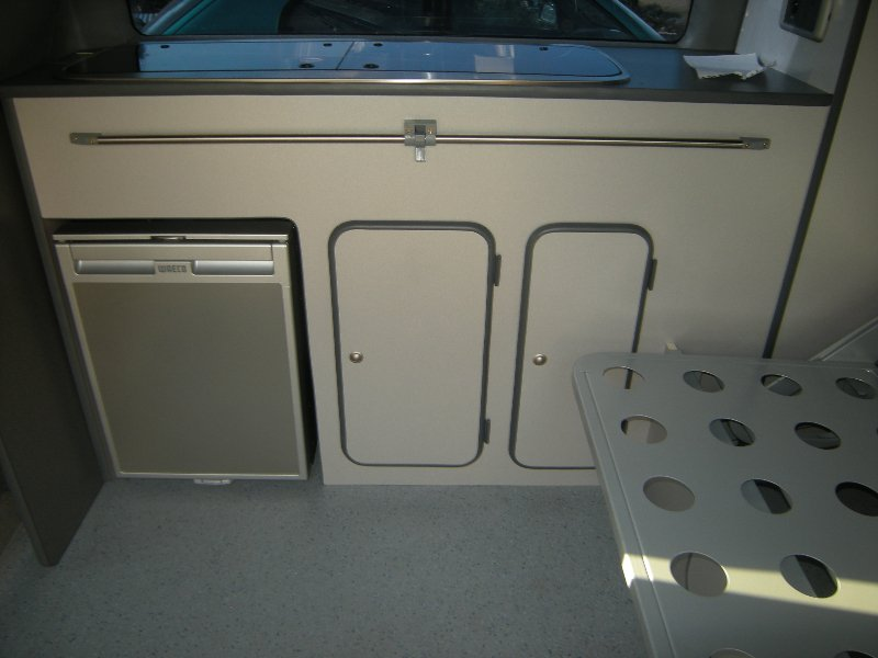Volkswagen T4 conversion