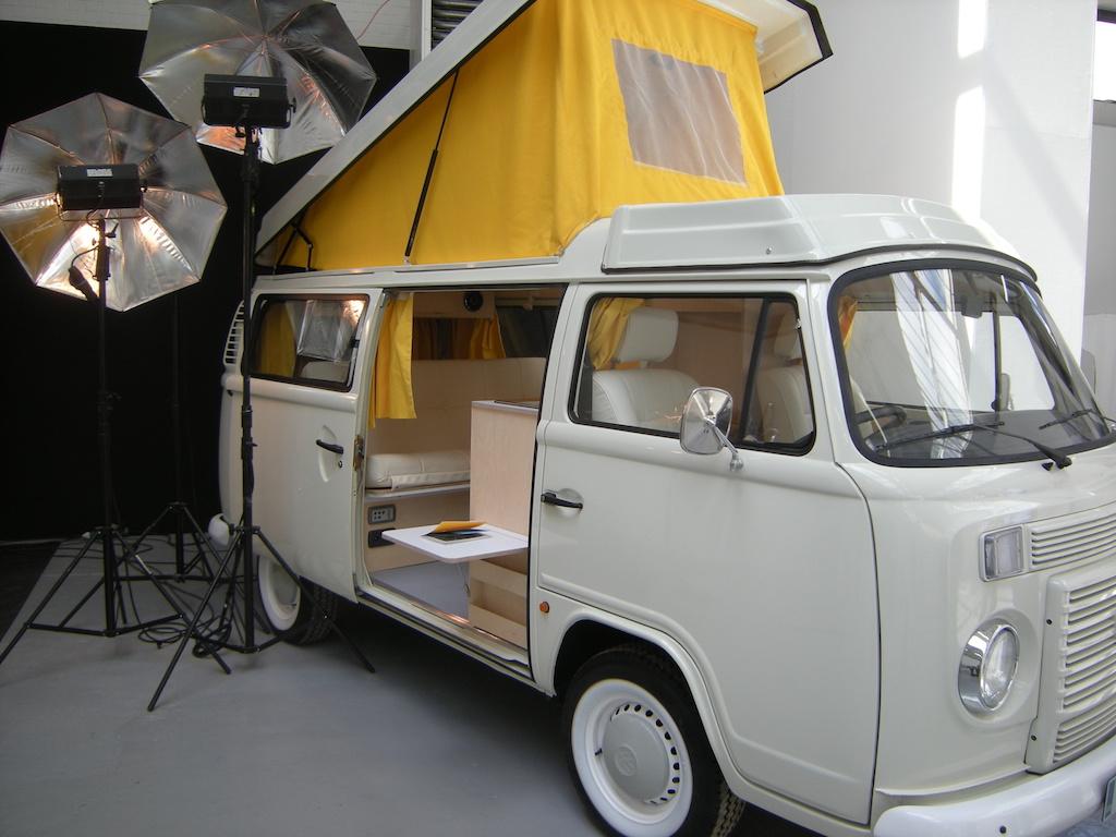 VW t2 conversion