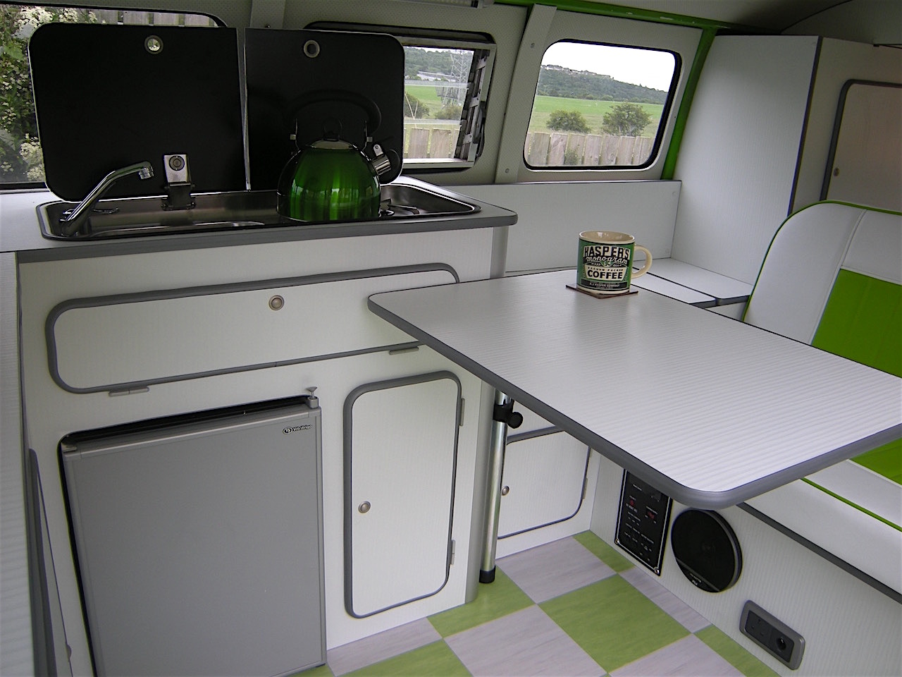 Westfalia Interior Vw Camper Interiors