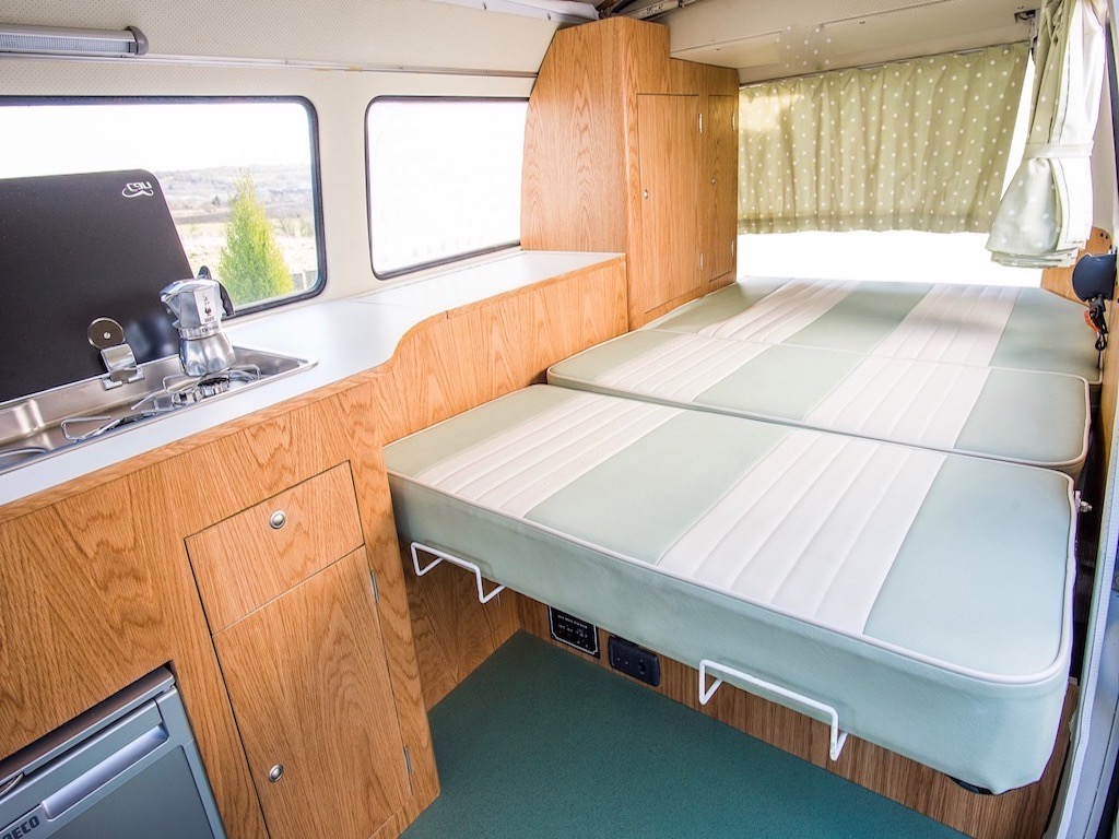 VW Camper Interiors Desighn
