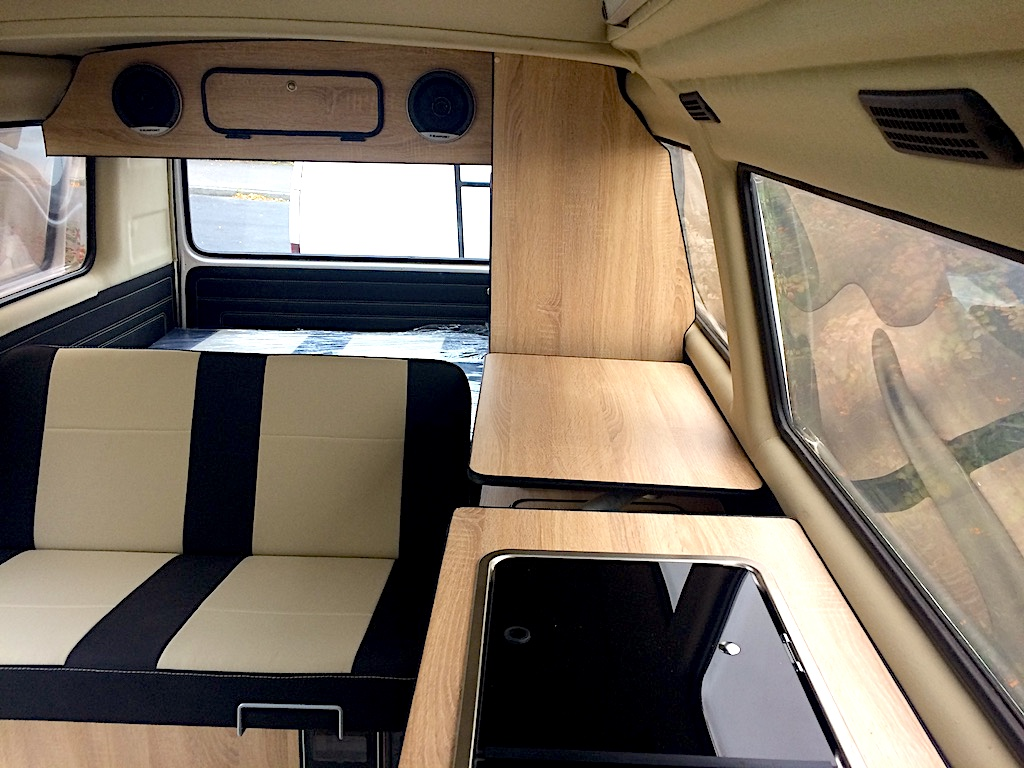 Westfalia interiors vw camper interiors for Interior westfalia