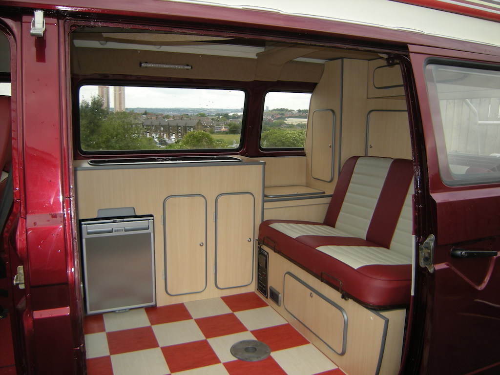 VW Bus Interior