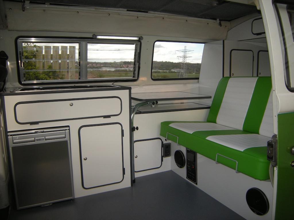 VW T2 Interior Units