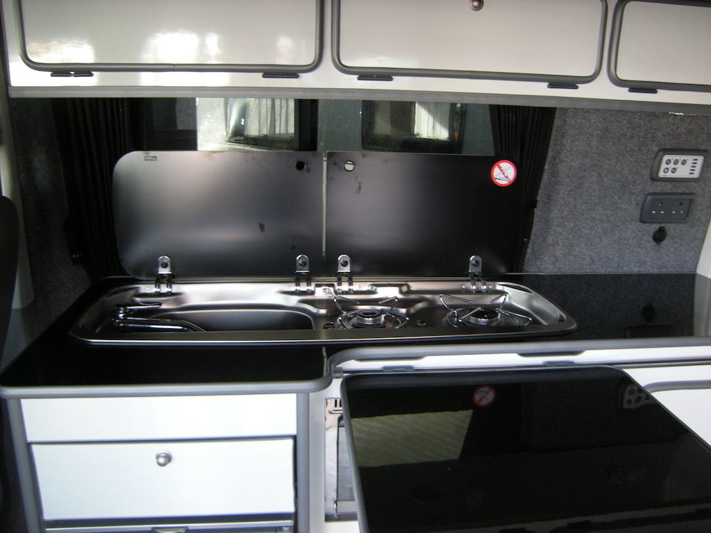 vw transporter t5 camper conversion kits