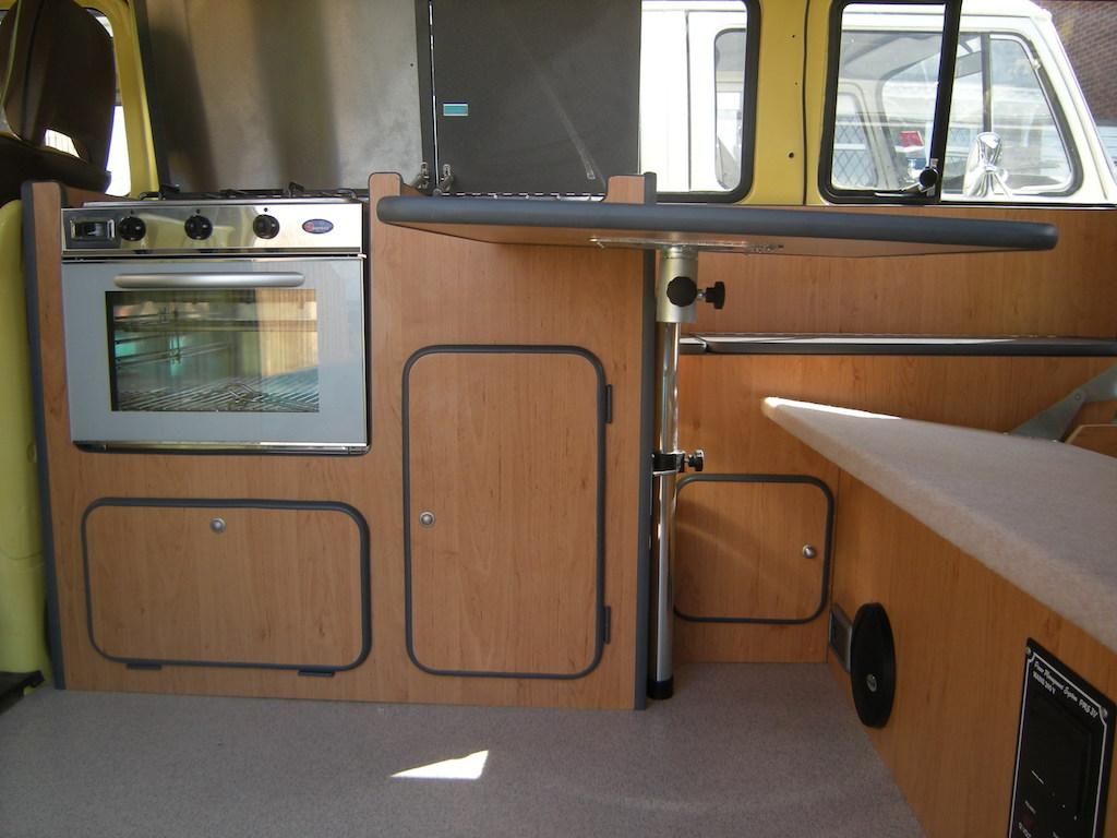 Lightweight interior