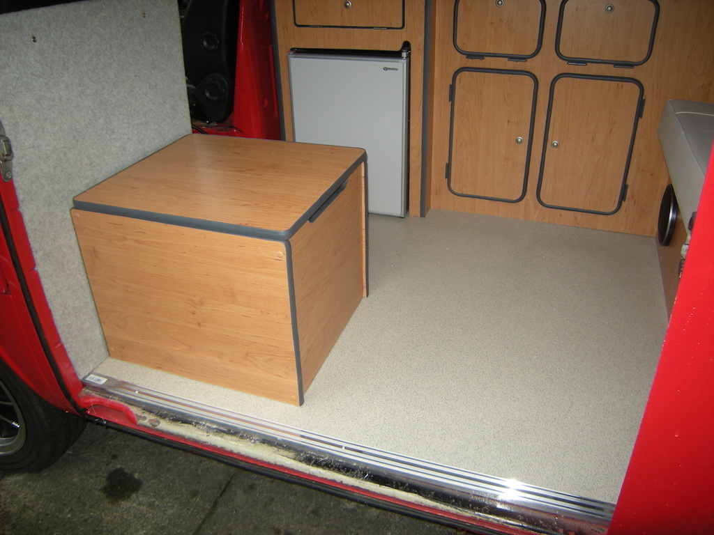 VW T2 Budy Seat