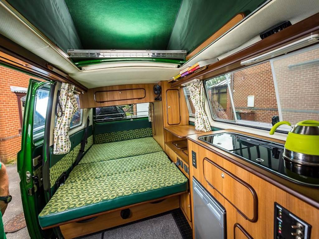 Gallery - VW camper interiors