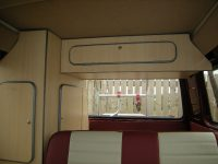 VW T25 Over head Locker