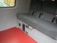 VW T5 Crash tested Bed