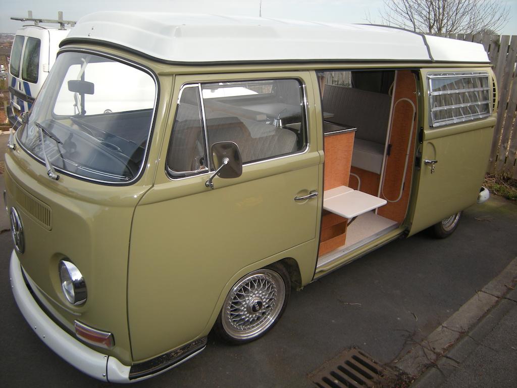 interior restoration vw
