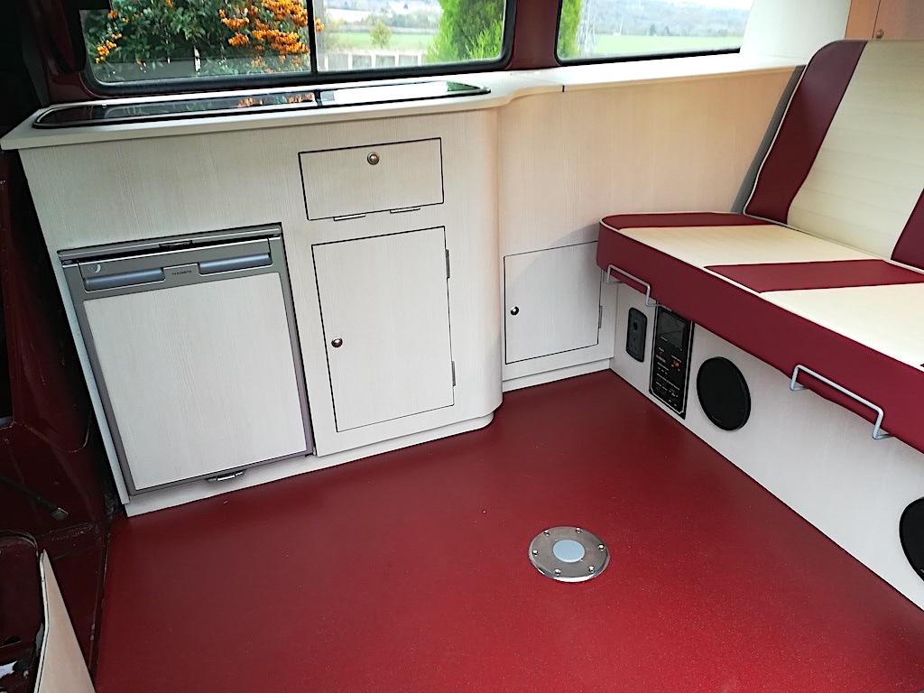 VW Camper interiors