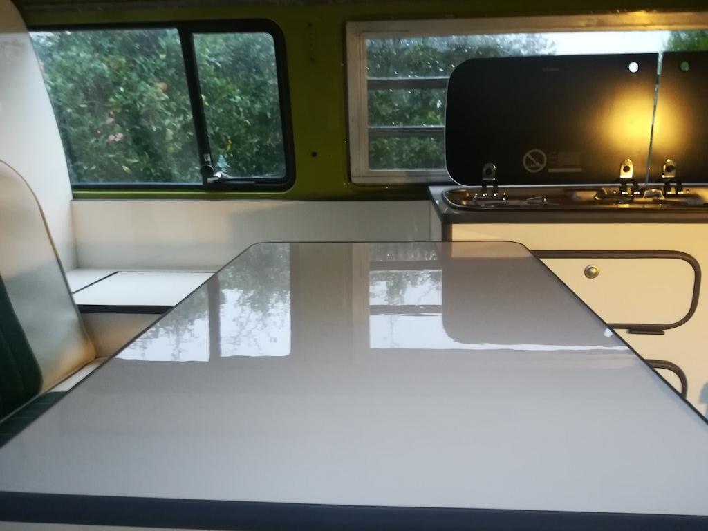 camper van table kit